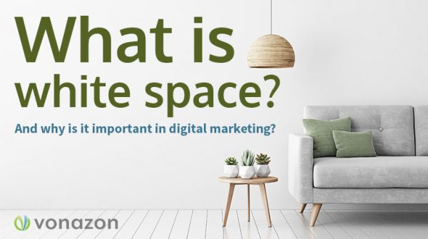 white space in digital marketing