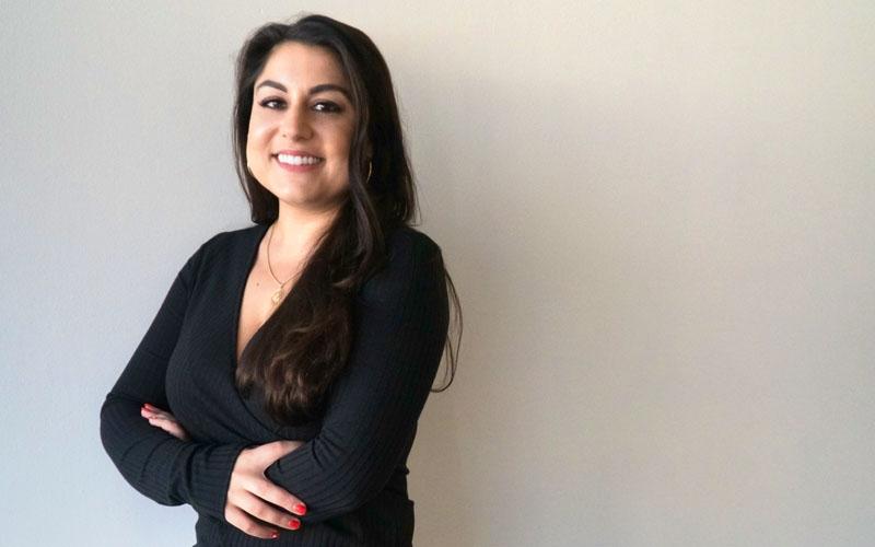 Marketing operations manager Briana